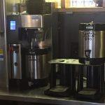 Regular drip coffee machine