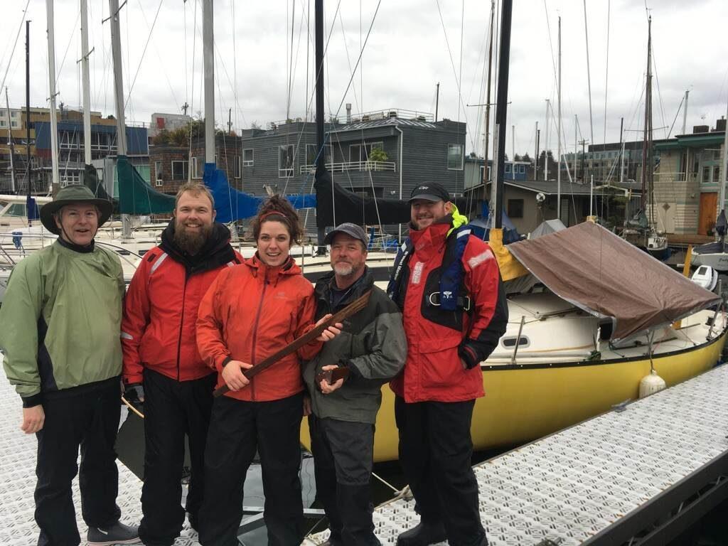 2017 Final Goosebumps race on Tatonka